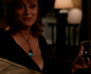 Susan Sarandon - über busty and showing massive cleavage - 10+ caps from SOLITARY MAN