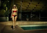 Шелби Китон, фото 12. Shelby Keeton 09 Zeki Triko swimwear line, photo 12
