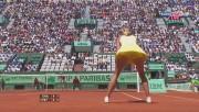 Maria Sharapova@Roland Garros 2011 uppies