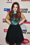 Лена Майер-Ландрут, фото 709. Lena Meyer-Landrut 1Live Krone Awards in Bochum, 08.12.2011, foto 709