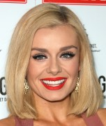 Katherine Jenkins at the Opening Of Robert Earl's Planet Dailies & Mixology 101 in LA 5th April x10