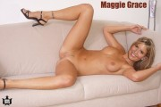 ba1389183995660 Maggie Grace Nude Fake and Sexy Picture