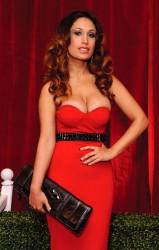 Preeya Kalidas at the British Soap Awards in London 28th April x7