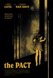 Download The Pact (2012) HDRip 350MB Ganool