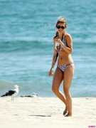 AnnaLynne McCord - bikini on the beach in LA 5/31/12