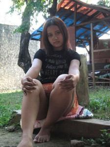 Foto Pose Bugil Gadis Kembang Desa