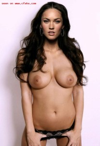 027fb5195072839 Megan Fox Nude Fake and Sexy Picture