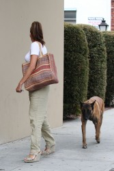 Eva Mendes - Shopping at Los Feliz - 06.15.12
