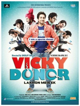 Download Vicky Donor (2012) DVDRip 720p BRRip
